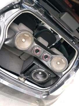 Instalacion de Sonido para Carros.