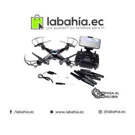 Dron wifi X5C1 con camara profesional