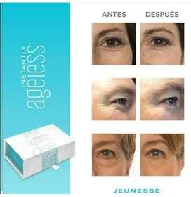 Crema con efecto tensor en la piel. 3 microampollas