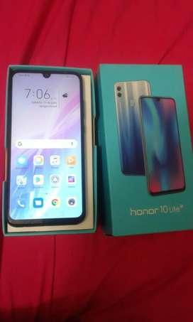 Vendo Huawei honor 10 lite negociables