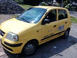 Venta de taxi hyudai atos 2011
