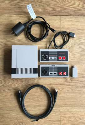 Nintendo Nes Mini Original Clasico