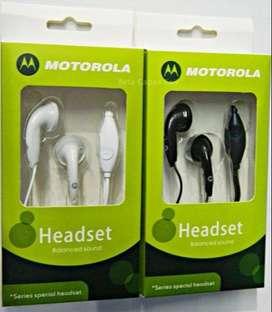 Auriculares manos libres Orig Motorola G8 Power Lite Moto ideal Moto G9 G9 Play G9 Power G9 Plus