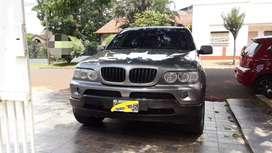 BMW X5 3.0 diesel at