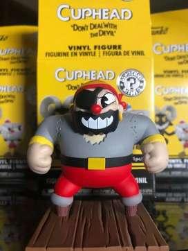 Mystery Minis Cuphead Captain Brineybear