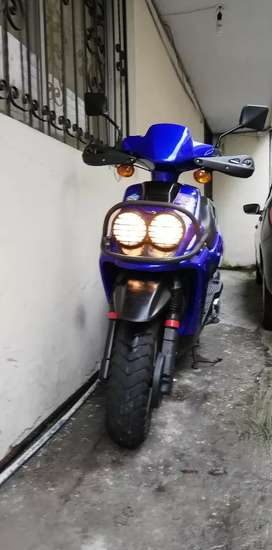 Moto Motor Uno Fatty 150