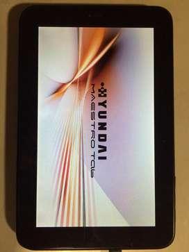 Tablet hyundai para repuestos