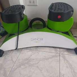 Vital plate dancer