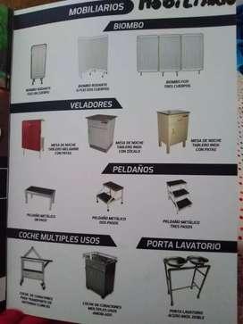 Mobiliario Medico Chiclayo, Piura, Tumbes, Tarapoto, chepen, jaén, San Ignacio