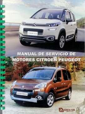 Manual de Servicio de Motores CITROEN PEUGEOT