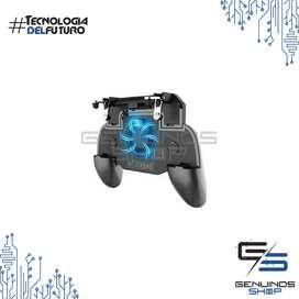 Gatillos Gamepad Sr Ventilador Power Bank Fornite Freefire