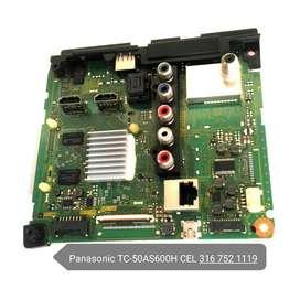 Repuestos Panasonic Tc50as600h