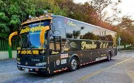 Bus Scania Marcopolo turismo