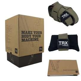 TRX FORCE Bandas Entrenamiento de Suspensión Original Militar Fitness CrossFit