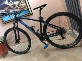 Bicicleta ON TRAIL azul Rin29