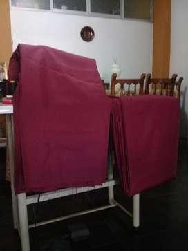 Remato tela para muebles o cortinas