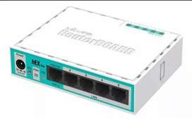 Router RB750r2 (hEX lite)