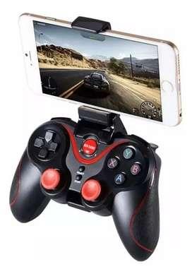 Control Gamepad Bluetooth Bm-707 Android Smart Tv Box Pc