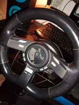 volante para pc o play