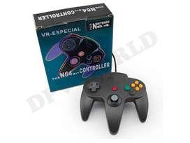 Control Clasico Para Nintendo 64