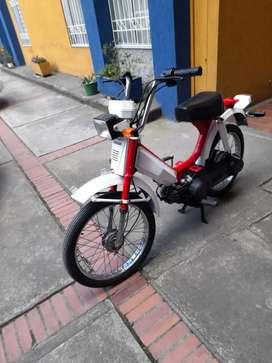 Vendo cicla motor