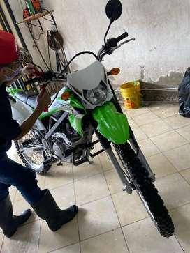 Kawasaki klx150cc