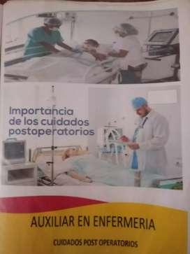 Cursos Practicos en Auxiliar Enfermeria