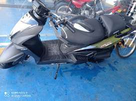 Vendo moto agility modelo 2016