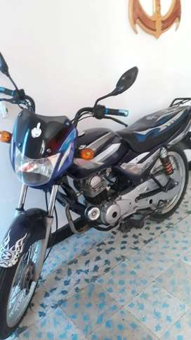 vendo moto boxer ct 2007 único dueño