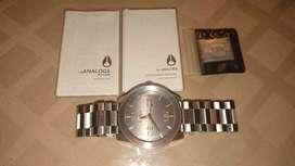 Vendo Reloj Nixon Acero