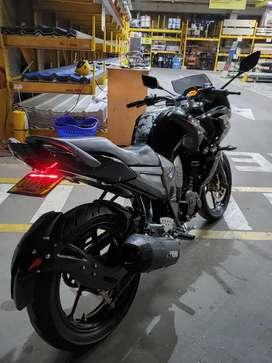 Vendo moto fz Frazer full estado