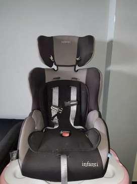 Silla de carro para bebé