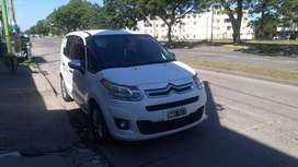 Citroen picasso 2013 exclusive pack my way 34.000 kms