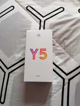 Vendo y5 nuevo