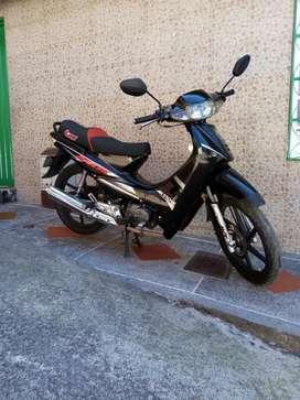 Vendo moto akt special 110 en excelente estado
