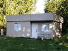 Vendemos casa premoldeada en Parque las Naciones.
