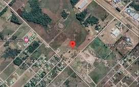 Terrenos ruta 16. 17x48. Frente a puerto tirol