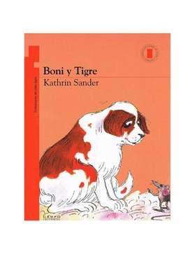 Boni y Tigre Libro