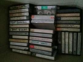Cassettes grabados