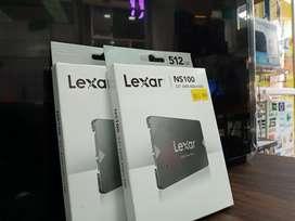 Disco sólido nuevo marca lexar de 512 GB