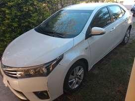 Vendo Toyota Corolla EXI plus cvt