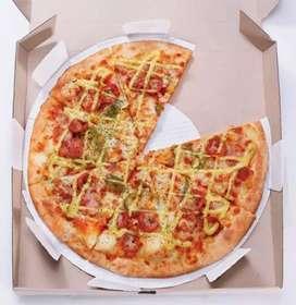 Clases  de pizzería italiana más recetario masa italiana y muchos sabores de pizza