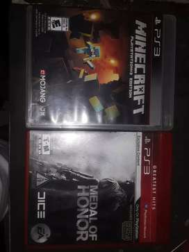 Minecraft y medal of honor