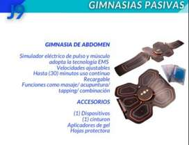 GIMNASIA DE ABDOMEN