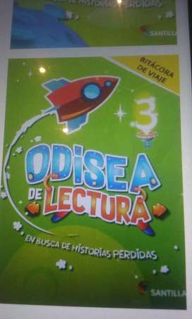 ODISEA DE LECTURA 3