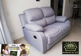 Sofá reclinable eléctrico Fabricantes directos