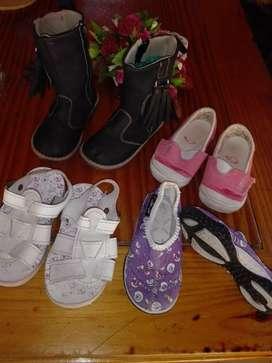 Zapatillas varias