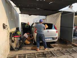 Busco lavador de autos con EXPERIENCIA CONSULTAS PRESENTARSE EN ARBO Y BLANCO 110