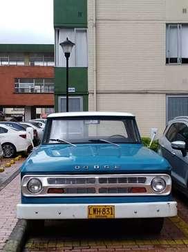 Dodge brasilera