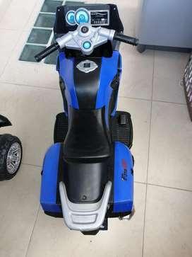 Super oferta moto de bateria!!!
